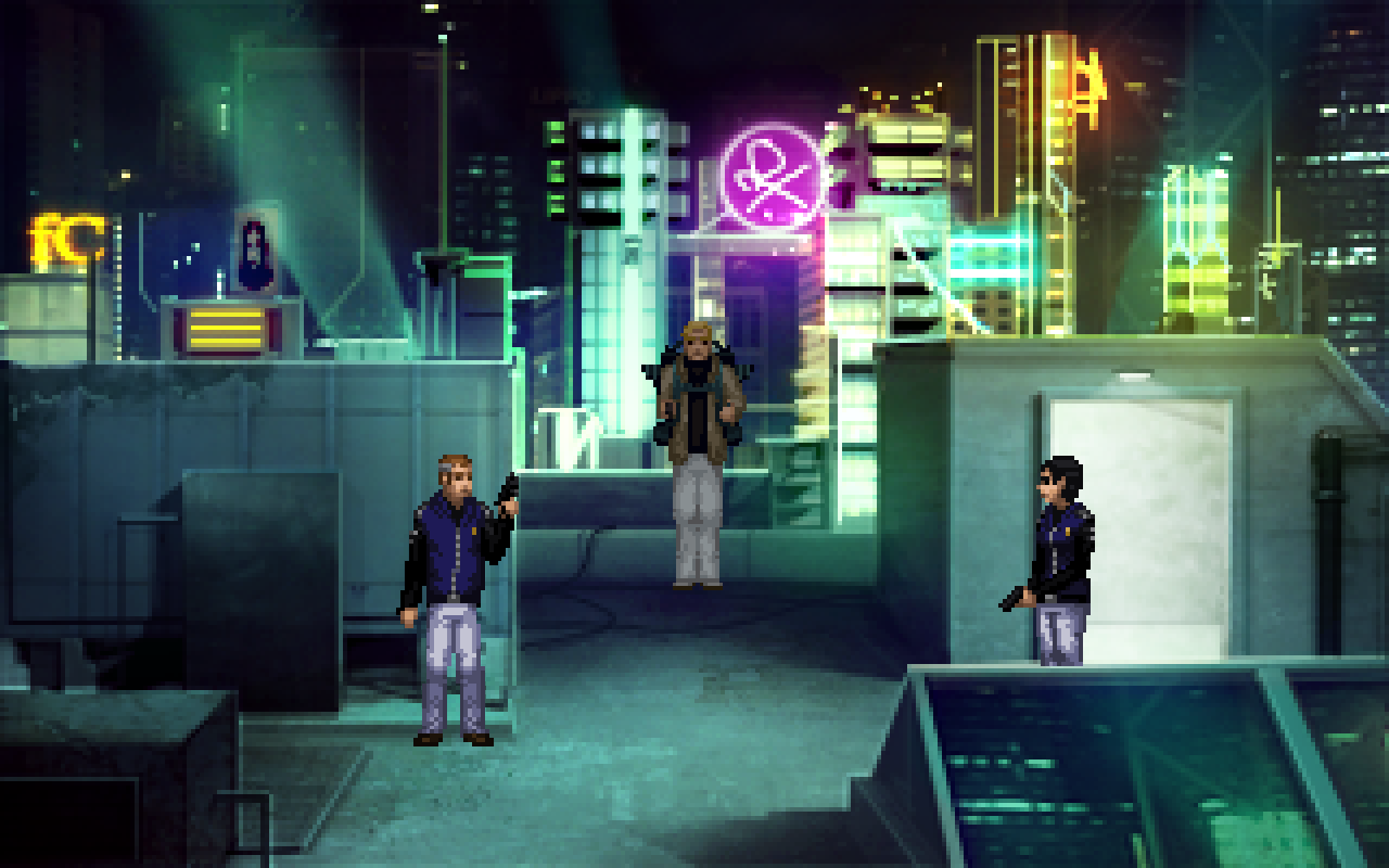 Technobabylon – review