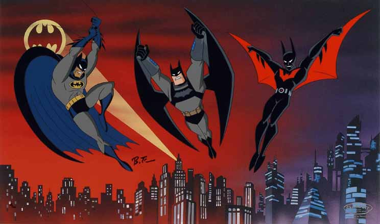 Batman – O retrospectiva animata