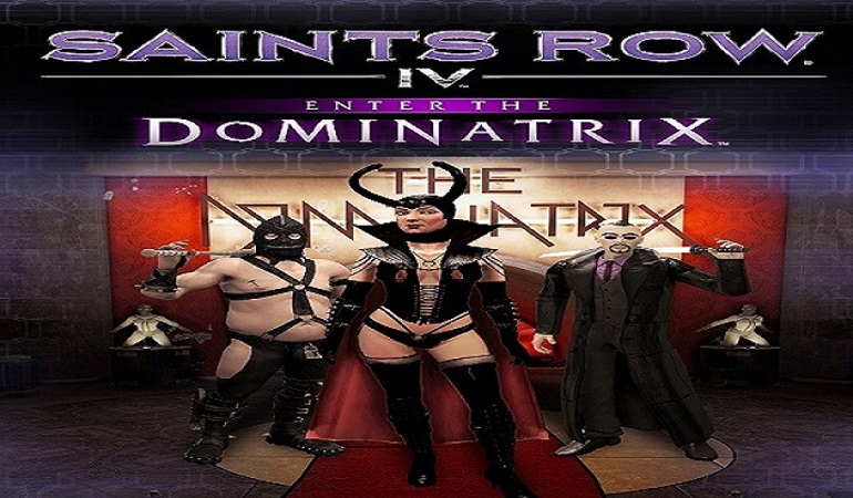 Saints Row 4 DLC – Invazia S&M