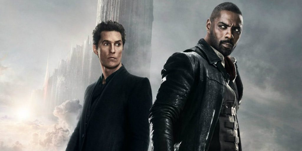 McConaughey si Idris Elba in The Dark Tower